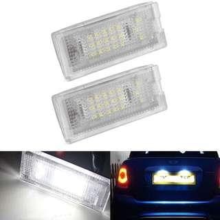 Mini Cooper Car Plate LED Light ( For R50 R52 R53 Only)