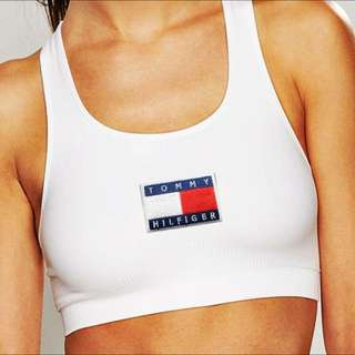 FREE SHIPPING Tommy Hilfiger Bra/crop Top *NEW*