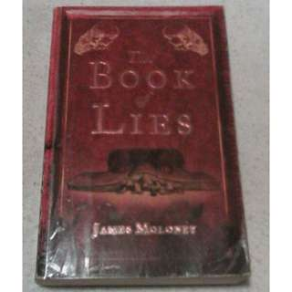 📚 The Book of Lies by James Moloney 📖