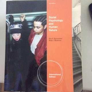 Social Psychology And Human Nature 2nd Edition