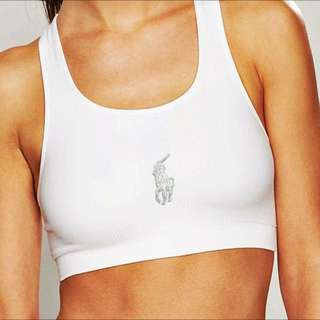 FREE SHIPPING Ralph Lauren Bra/ Crop top *NEW*