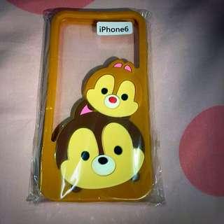 iPhone 6/6s 4.7 迪士尼 Tsum Tsum 手機殼(奇奇蒂蒂)