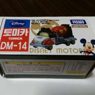 TOMICA  迪士尼  米老鼠  水泥車 D-14
