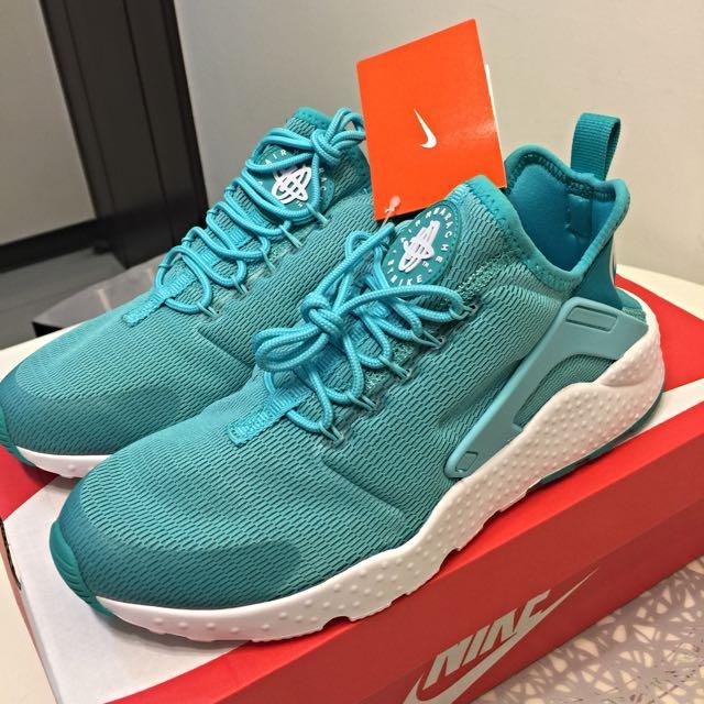 (現貨25cm x1 )🇰🇷🇰🇷🇰🇷韓國預購款Nike huarache running shoes / 819151-300