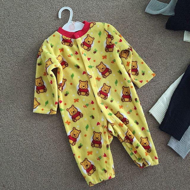 【出清】日本迪士尼 寶寶連身服