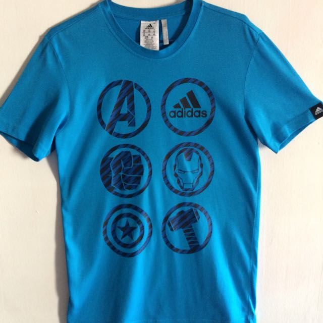 adidas marvel t shirt