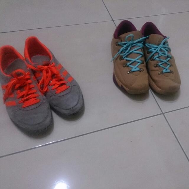Adidas和kd鞋 便宜出售