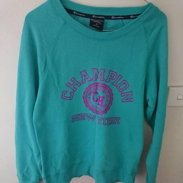 Champion Jumper Size 10