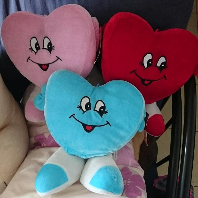 Cute Love heart gift toys