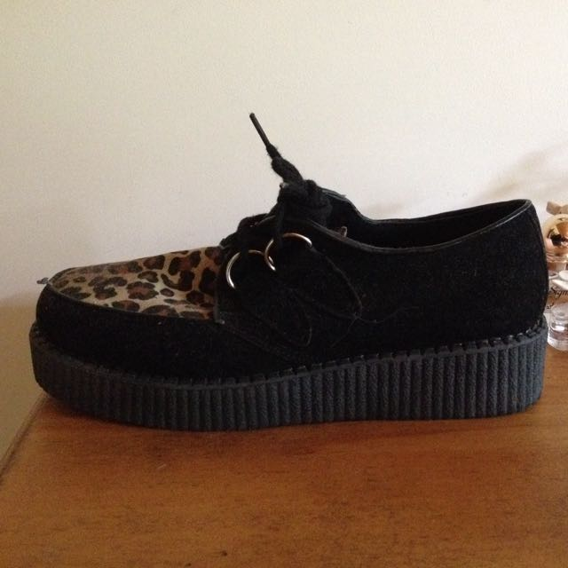 Grunge Creepers Size 7