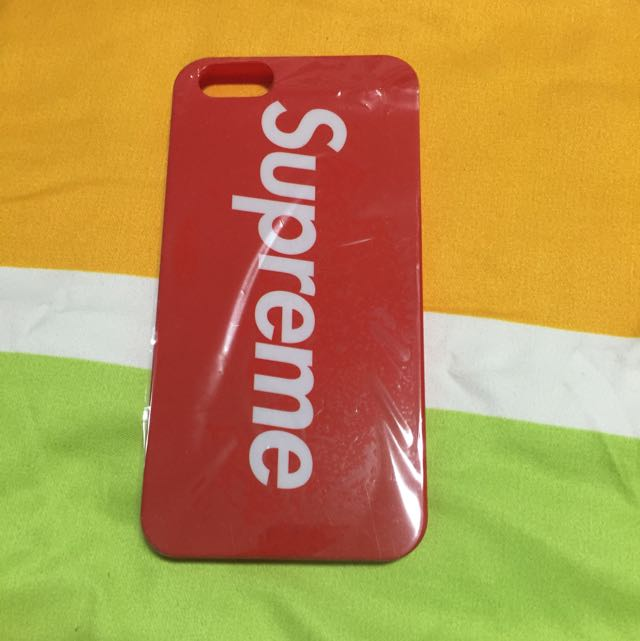 new style 1d26d 8a338 Supreme Jelly Case