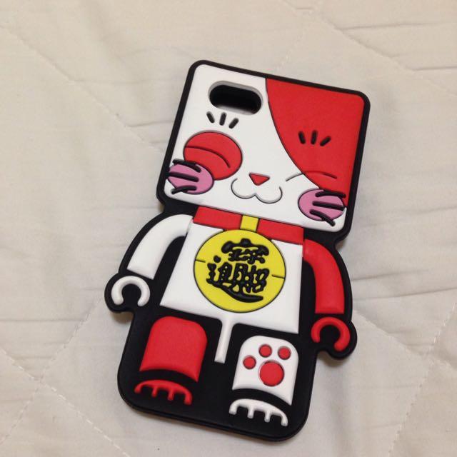 招財貓iPhone手機殼