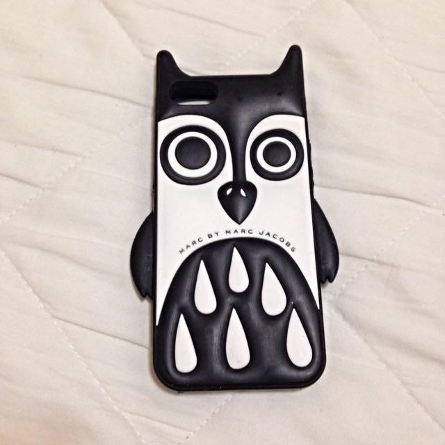售出)貓頭鷹iPhone 手機殼