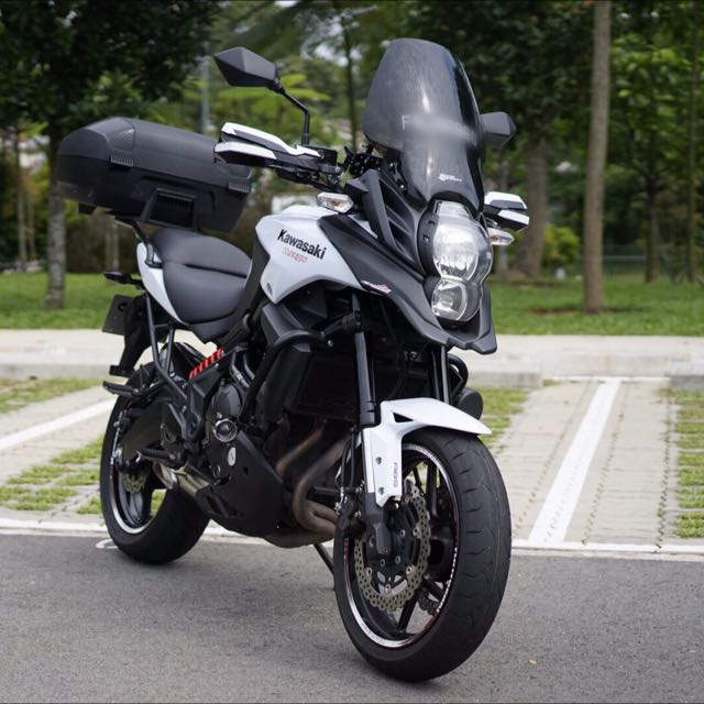 kawasaki versys 650 kle650 abs cars on carousell. Black Bedroom Furniture Sets. Home Design Ideas