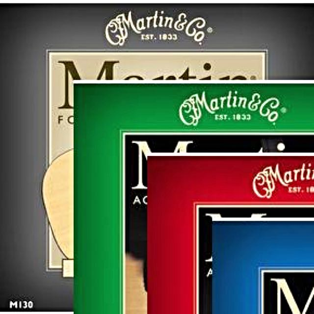 Martin進口吉他弦 M140 M150 M170
