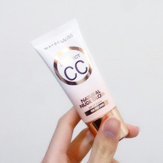 Maybelline Cc霜