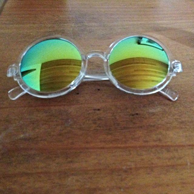 Mink Pink Festival Sunglasses