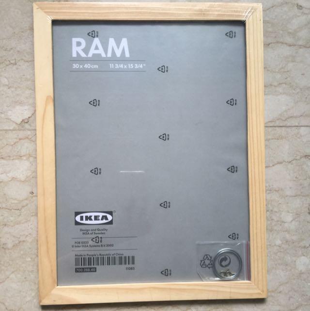 New And Unused Ikea Ram Frame