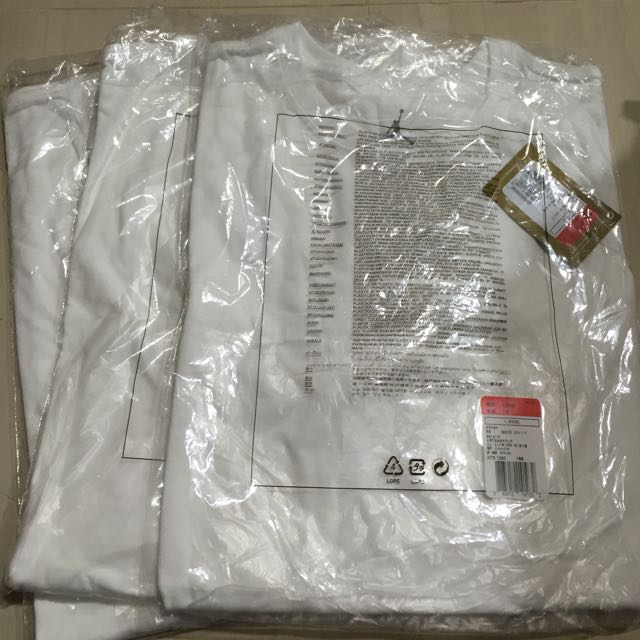Nike Jordan X OVO Drake Men's 白色 White T-shirt 全新台灣公司貨 Sz Large