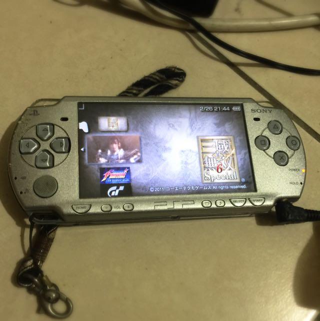 狗啃的PSP~便宜賣~