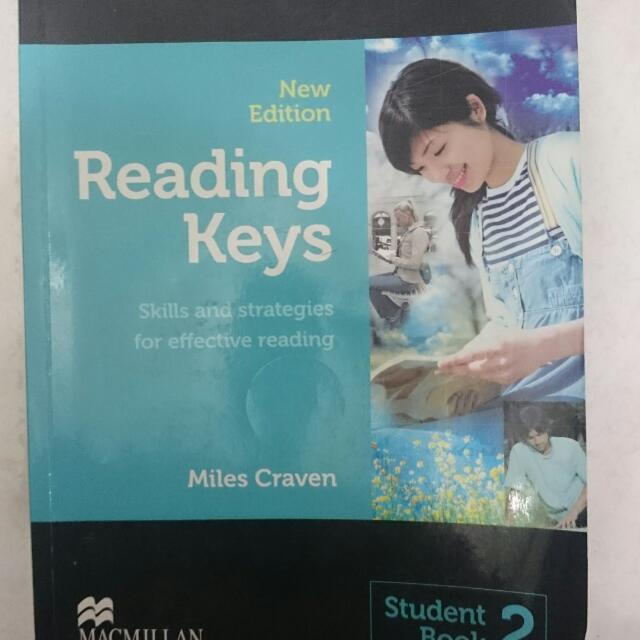 Reading Keys. Students Book 2