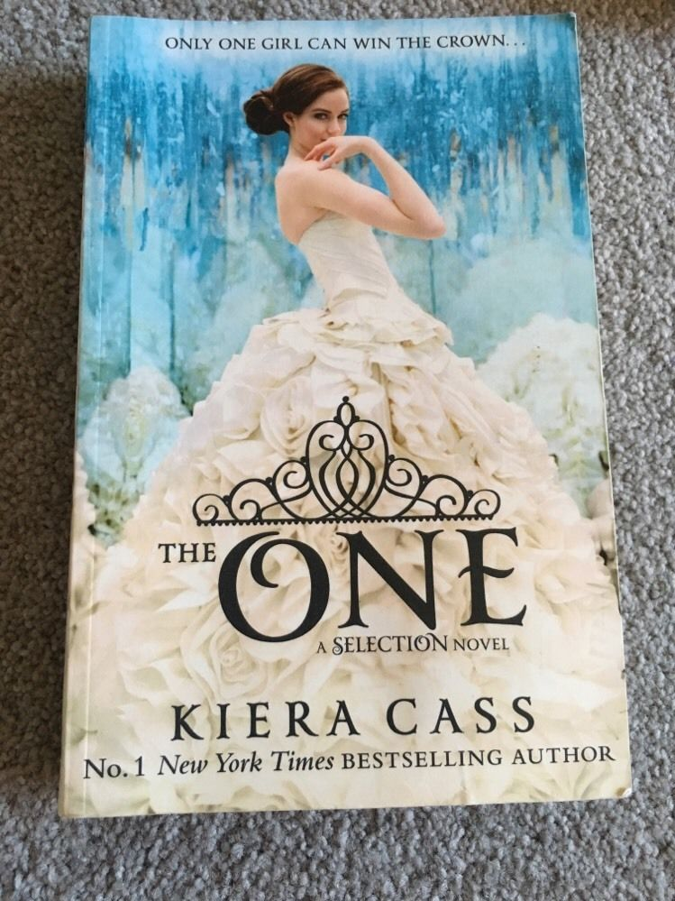 The One A Selection Novel Kiera Cass