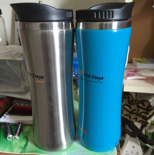 $5 for 2- Thermal cup/mug