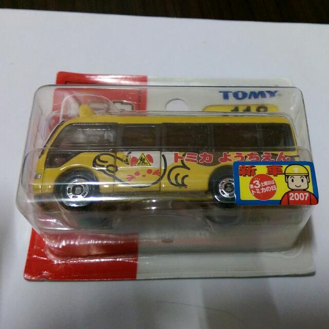 TOMY  TOMICA  迪士尼  幼稚園車