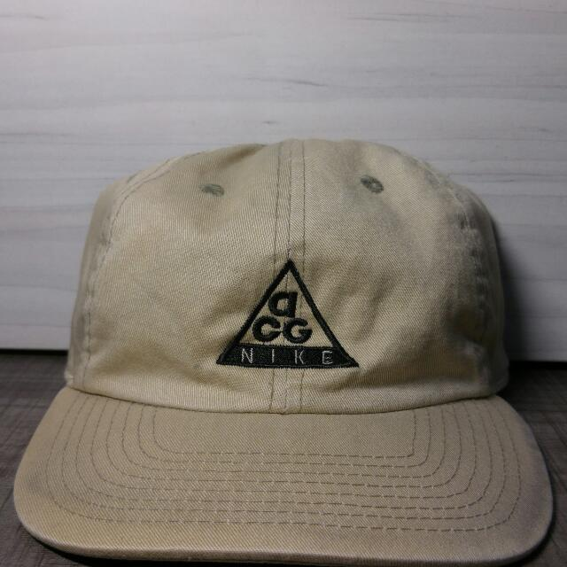6ac9a0df78042 Vintage Nike ACG Cap (Reserved) on Carousell