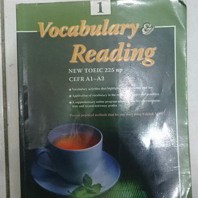 Vocabulary & Reading