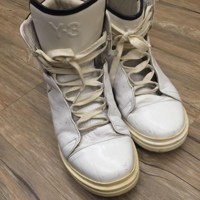 Y-3高幫鞋(2手)