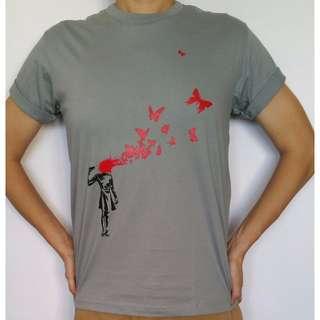 Brains & Butterflies T Shirt #Dirty30