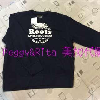 👦【現貨供應】Roots男生款圓領T👦