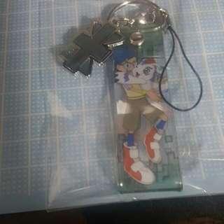 Digimon Adventure Keychains