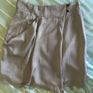 Arthur Galan Silk Skirt
