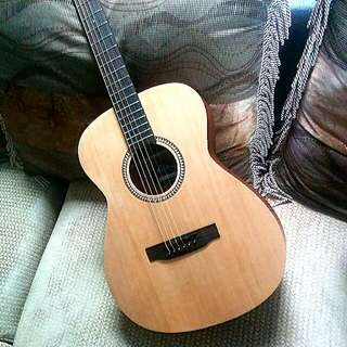 Brand New Acoustic Guitar Retails 250!