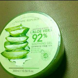 韓國蘆薈膠