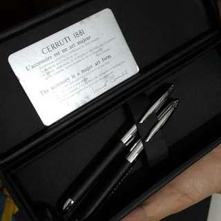 1881 墨水筆 及 原子筆 各一枝