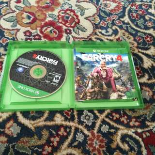 Xbox One Farcry4