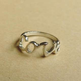 H&M LOVE Ring