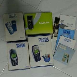 Original Genuine Nokia Handsets ( Not Refurbished! )