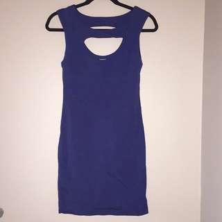 Kookai Royal Blue Dress