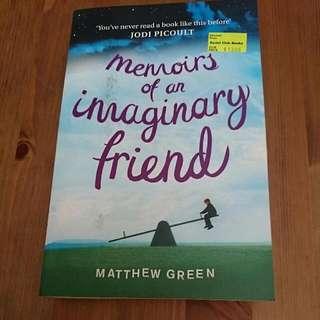 Memoirs Of An Imaginary Friend-Matthew Green