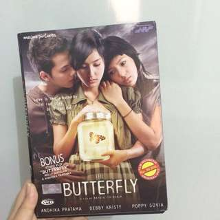 DVD FILM BUTTERFLY