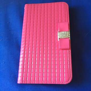 Pink With Bow Phone Case