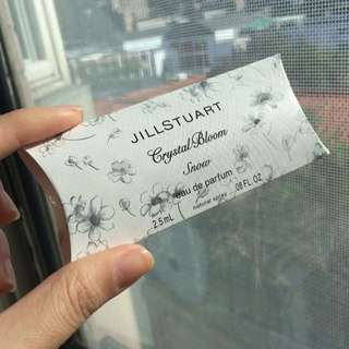 Jill Stuart 花鑽香水 Crystal Bloom Snow 2.5ml