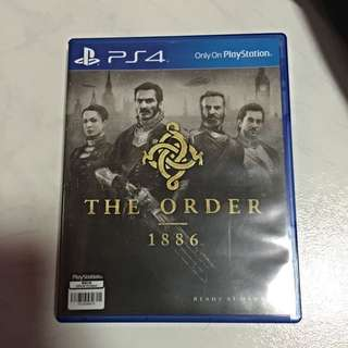Ps4 The Order