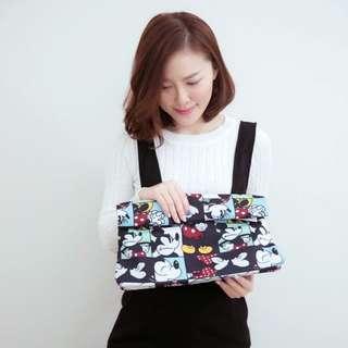 (正韓)時尚手拿包,旅行包,化妝包