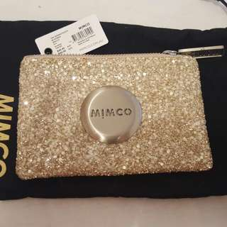Mimco Pouch Brand New!