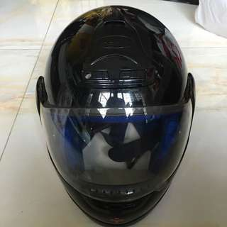 Zeus Helmet Bike